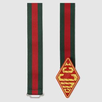 Gucci Children's game elastic belt