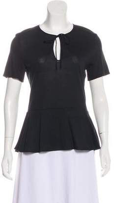 The Row Knit Short Sleeve Top w/ Tags