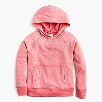 J.Crew Kids' pullover hooded sweatshirt
