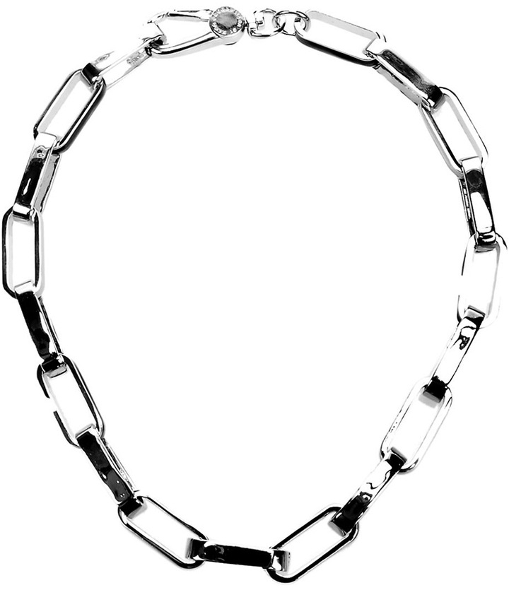 Marc By Marc Jacobs 'STRIPLEY' LINK necklace