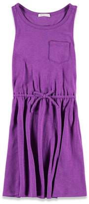 Forever 21 Girls Drawstring Babydoll Dress (Kids)