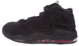 Nike x Kith 2017 Air Pippen 1 Black Pony Sneakers