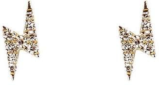 Ef Collection Mini Bolt Diamond Studs