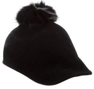 Eugenia Kim Wool Pom-Pom Hat