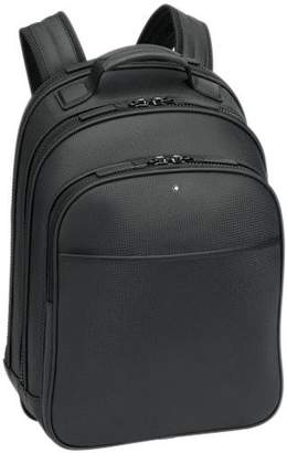 Montblanc Extreme Small Leather Backpack Black