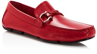 Salvatore Ferragamo Front Loafers $560 thestylecure.com