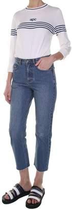 A.P.C. Standard High-rise Straight-leg Jeans