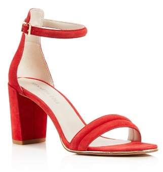 Kenneth Cole Lex Ankle Strap High-Heel Sandals