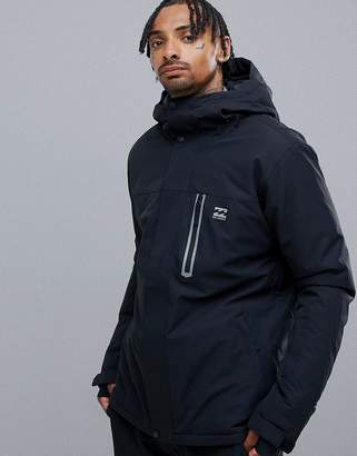 Billabong All Day Snow Jacket in Black