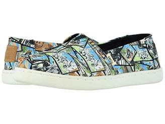 Star Wars TOMS Kids Alpargata (Little Kid/Big Kid)