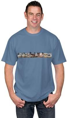 Newport Blue Big & Tall Island Tee
