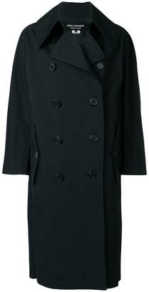 Junya Watanabe straight-fit button coat