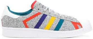 White Mountaineering x Adidas Originals Super Star sneakers