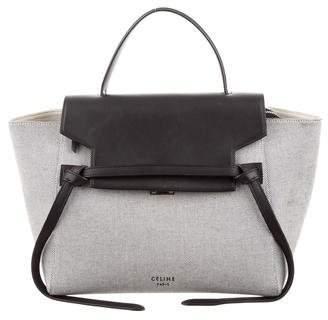 ed205872f970 Celine 2017 Tweed Mini Belt Bag