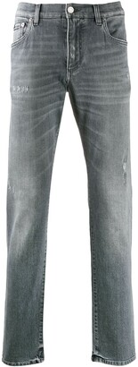 Dolce & Gabbana slim fit stretch jeans