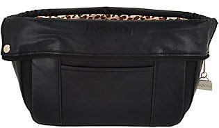 As Is Pursfection Portable Purse Organizer w/ 12 Pockets