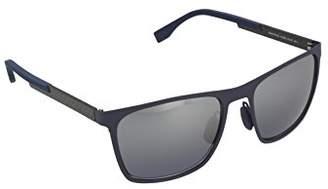 HUGO BOSS BOSS by Men's Boss 0732/s Rectangular Sunglasses