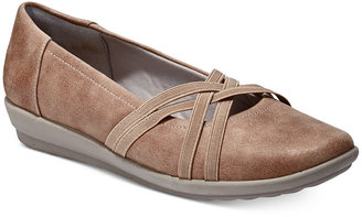 Easy Spirit Aubree Flats Women's Shoes $79 thestylecure.com