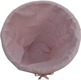 Redmon For Kids Gingham Pattern Cloth Liner