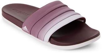 adidas Maroon & Ice Adilette CF Armad Slides