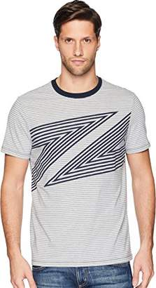 Perry Ellis Men's Abstract Print Tee Shirt