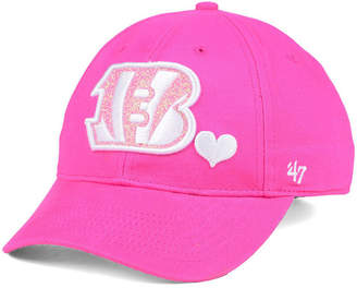 '47 Girls' Cincinnati Bengals Sugar Sweet Mvp Cap