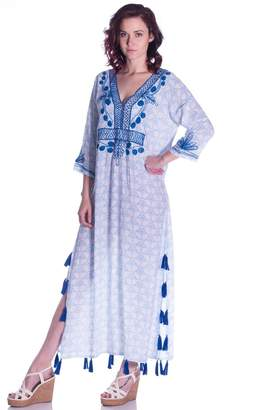 Roberta Roller Rabbit Bohemian Long Dress