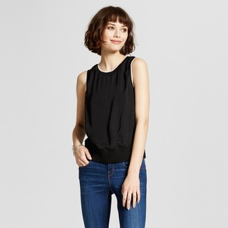 Mossimo Women's Tank Top with Rib Trim - Mossimo $22.99 thestylecure.com