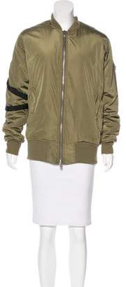 Stampd Nylon Bomber Jacket