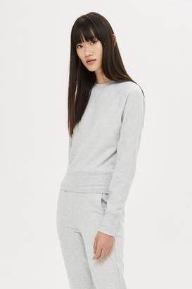 Topshop Soft Touch Sweatshirt