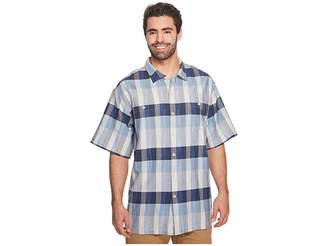 Tommy Bahama Big Tall Tamuda Bay Plaid Shirt