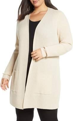 Eileen Fisher Simple Merino Wool Cardigan