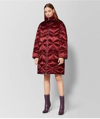 Bottega Veneta Baccara Rose Silk Coat