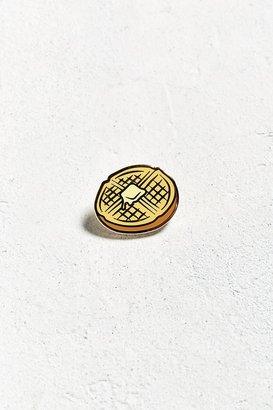 Urban Outfitters UO Waffle Pin $10 thestylecure.com