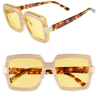 CLYDE BONNIE Mancuso 54mm Sunglasses