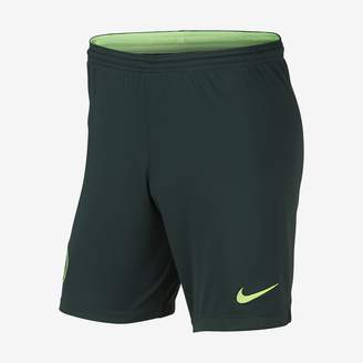 Nike 2018 Nigeria Stadium Away Men's Soccer Shorts