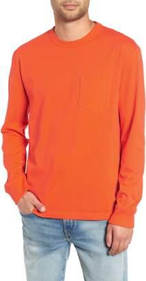 The Rail Long Sleeve Pocket T-Shirt