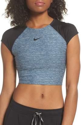 Nike Pro Training Crop Top