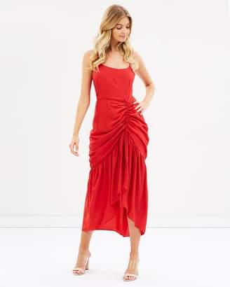 Atmos & Here ICONIC EXCLUSIVE - Monica Drape Midi Dress