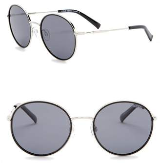 Cole Haan 54mm Round Sunglasses