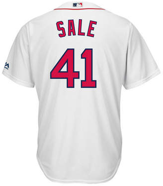 Majestic Men Chris Sale Boston Red Sox Player Replica Cb Jersey