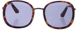 Elizabeth and James Square Tinted Sunglasses