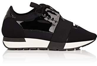 Balenciaga Women's Race Runner Sneakers $775 thestylecure.com