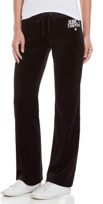 Juicy Couture Starburst Del Rey Velour Sweatpants