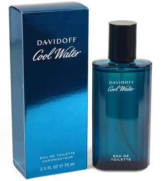 Davidoff Coolwater Men's 2.5Oz Eau De Toilette Spray