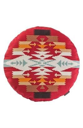 Pendleton Tucson Saddle Exploded Cross Stitch Pillow