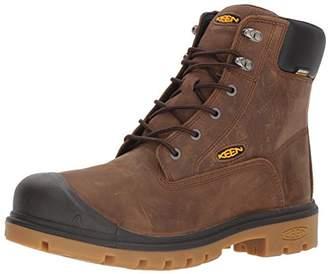 Keen Men's Baltimore 6 '' Soft Toe Waterproof Industrial Boot