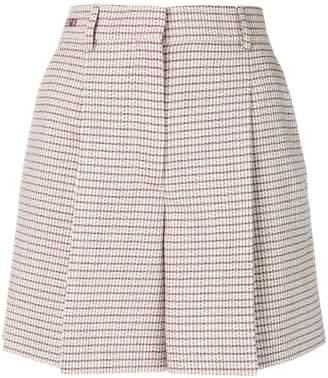 Fendi high-waisted short shorts