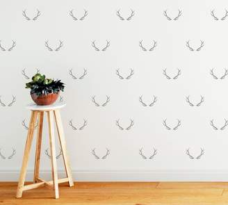 Pottery Barn Antlers Wall Decal