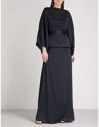 Chalayan Draped satin dress